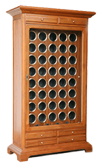 Watch Winder Cabinet Collection 7 (40 heads)