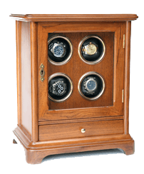 Watch Winder Cabinet Collection 2 (4 heads)