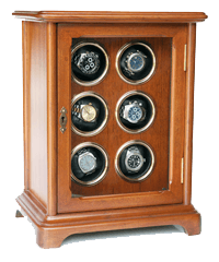 Watch Winder Cabinet Collection 3 (6 heads)