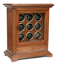 Watch Winder Cabinet Collection 4 (9 heads)